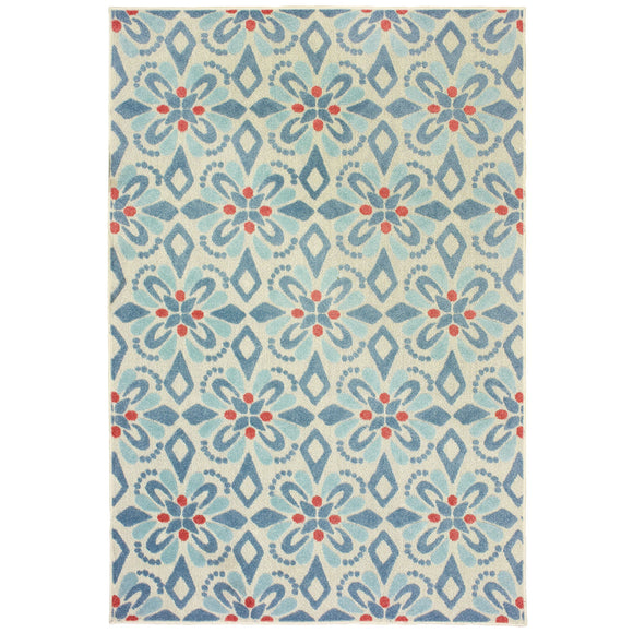 BAB 5994Z-Outdoor-Area Rugs Weaver