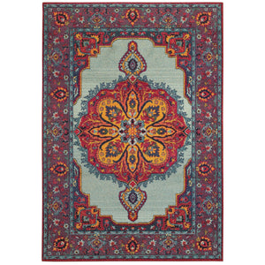 BOH 3339M-Traditional-Area Rugs Weaver