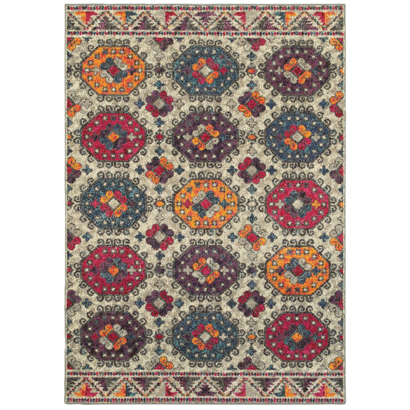 BOH 405J5-Casual-Area Rugs Weaver