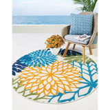 ALH05 Multi-Outdoor-Area Rugs Weaver
