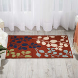 CRB01 Red-Outdoor-Area Rugs Weaver