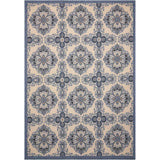 CRB10 Ivory-Outdoor-Area Rugs Weaver