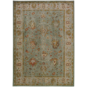 CAB 4446C-Traditional-Area Rugs Weaver