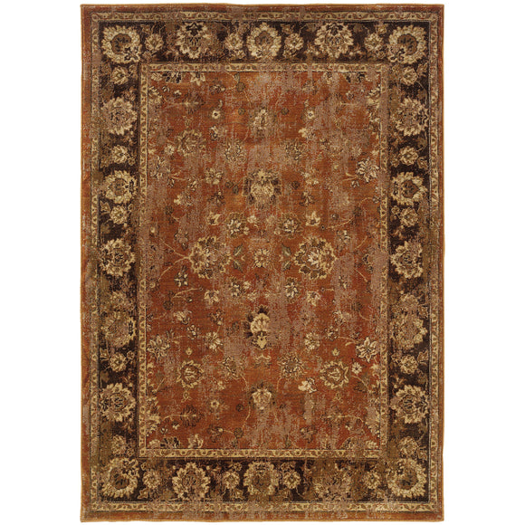 CAB 4465E-Traditional-Area Rugs Weaver