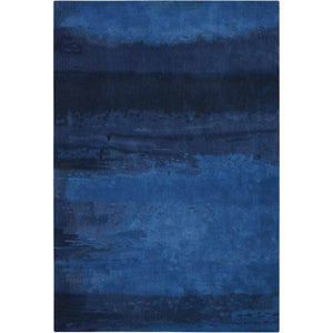 SW18 Blue-Modern-Area Rugs Weaver