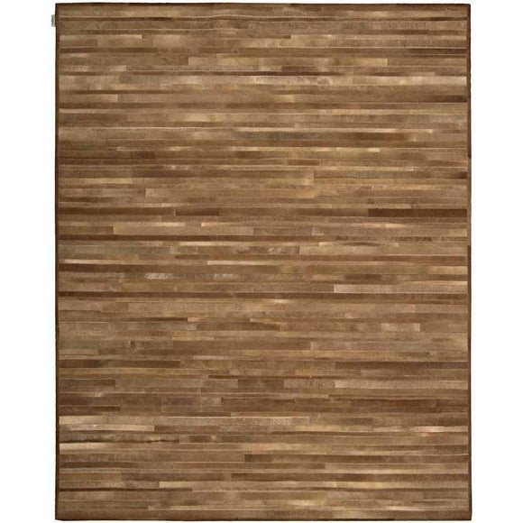 PRA1 Brown-Modern-Area Rugs Weaver