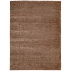 LUN1 Brown-Modern-Area Rugs Weaver