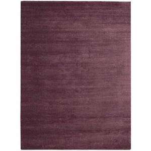 LUN1 Purple-Modern-Area Rugs Weaver