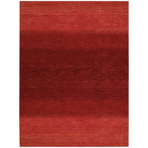 GLO01 Red-Transitional-Area Rugs Weaver