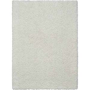 PUL01 Grey-Shag-Area Rugs Weaver