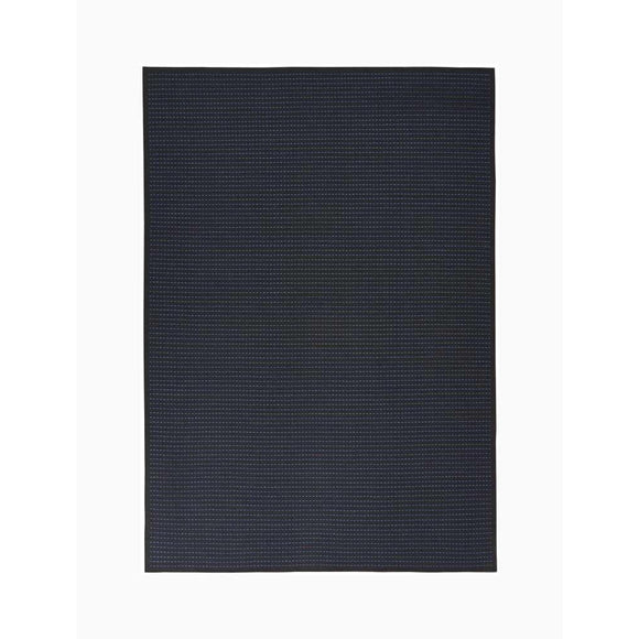CK740 Black-Modern-Area Rugs Weaver