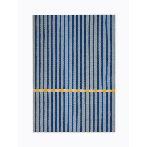 CK751 Blue-Modern-Area Rugs Weaver