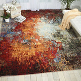 CRM03 Multi-Modern-Area Rugs Weaver