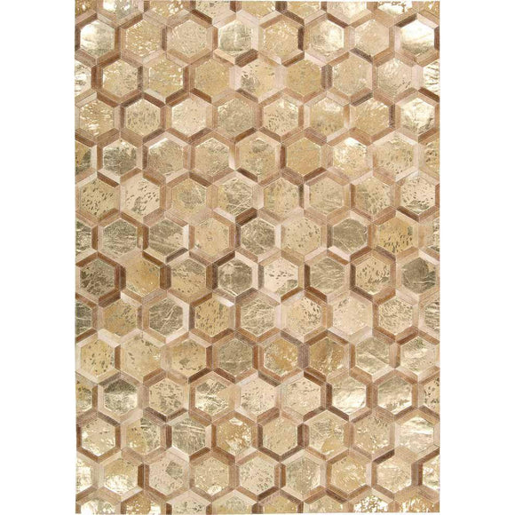 MA100 Brown-Modern-Area Rugs Weaver
