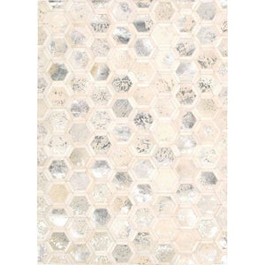 MA100 Cream-Modern-Area Rugs Weaver
