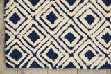 DEC02 Navy-Transitional-Area Rugs Weaver