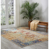 DLM02 Cream-Modern-Area Rugs Weaver
