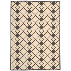 DER03 Ivory-Casual-Area Rugs Weaver