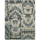 DUN01 Blue-Vintage-Area Rugs Weaver