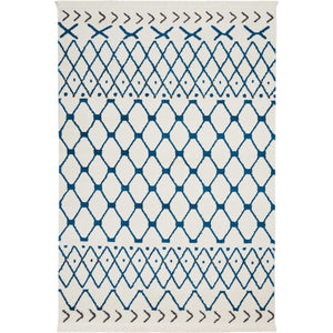 DS500 White-Modern-Area Rugs Weaver