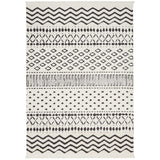 DS501 White-Modern-Area Rugs Weaver