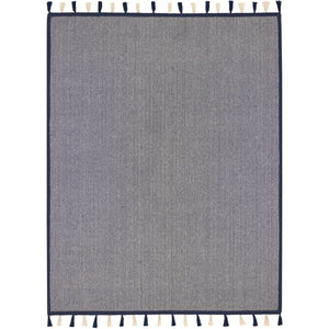 DS600 Navy-Transitional-Area Rugs Weaver