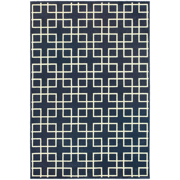 ELR 6140B-Casual-Area Rugs Weaver