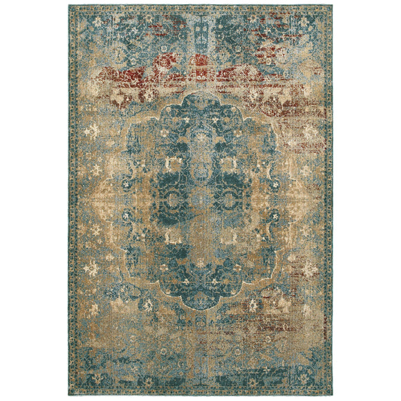 EMI 4449H-Traditional-Area Rugs Weaver
