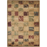 XP01 Beige-Modern-Area Rugs Weaver