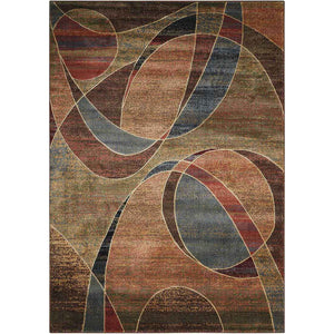 XP07 Multi-Modern-Area Rugs Weaver
