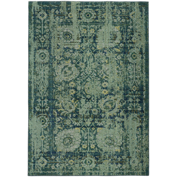 EXR 3333G-Casual-Area Rugs Weaver