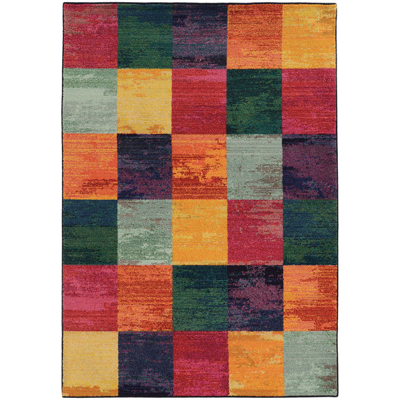 EXR 566C5-Casual-Area Rugs Weaver