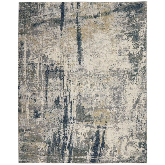 Area Rugs Weaver | Rugs Sale | - ATW05 BL|Grey Rug