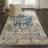 FSS12 Cream-Vintage-Area Rugs Weaver