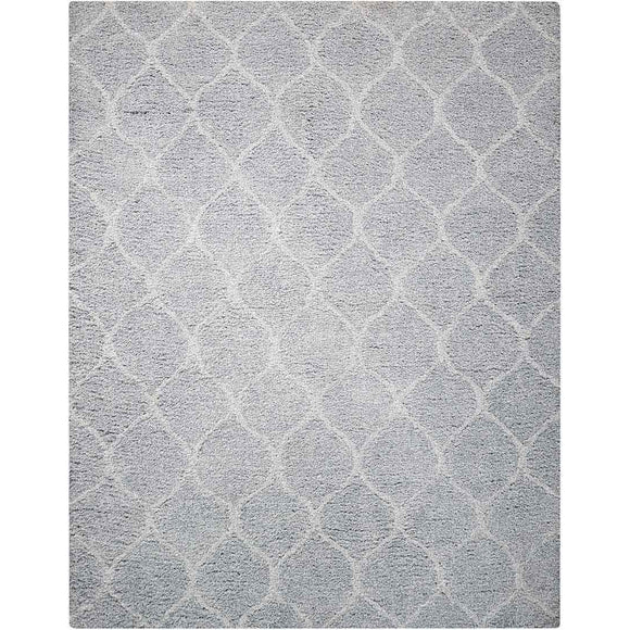 GLW08 Grey-Shag-Area Rugs Weaver