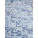 GEM01 Blue-Modern-Area Rugs Weaver