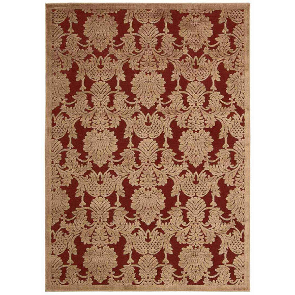 GIL03 Red-Transitional-Area Rugs Weaver