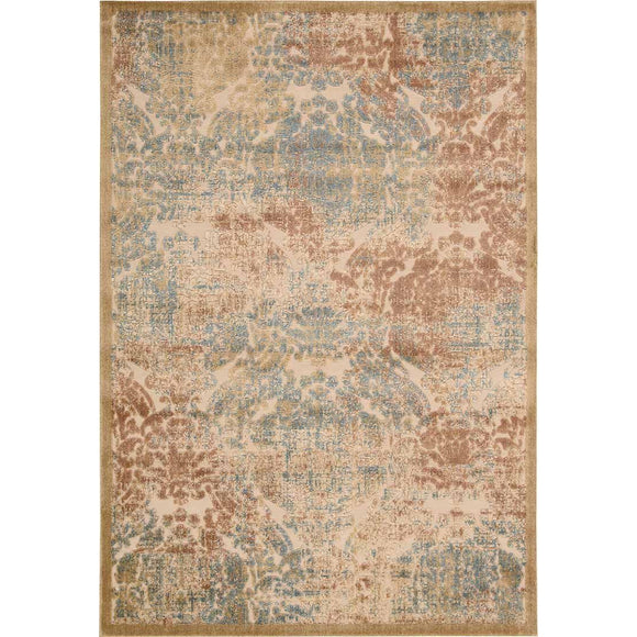 GIL09 Gold-Vintage-Area Rugs Weaver
