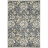GIL10 Grey-Transitional-Area Rugs Weaver