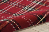 GRF03 Red-Casual-Area Rugs Weaver