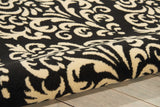 GRF06 Black-Transitional-Area Rugs Weaver