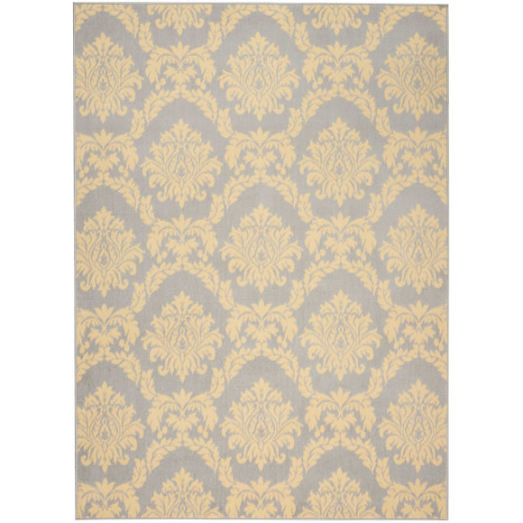 GRF11 Grey-Transitional-Area Rugs Weaver