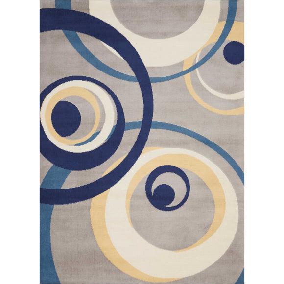 GRF21 Grey-Modern-Area Rugs Weaver