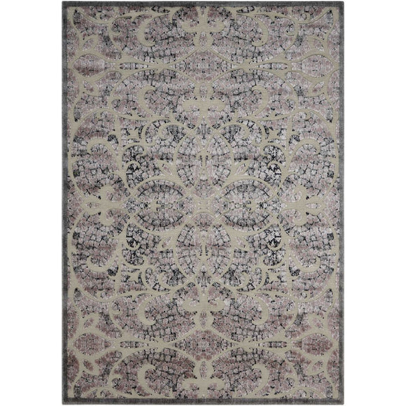 GIL05 Grey-Transitional-Area Rugs Weaver