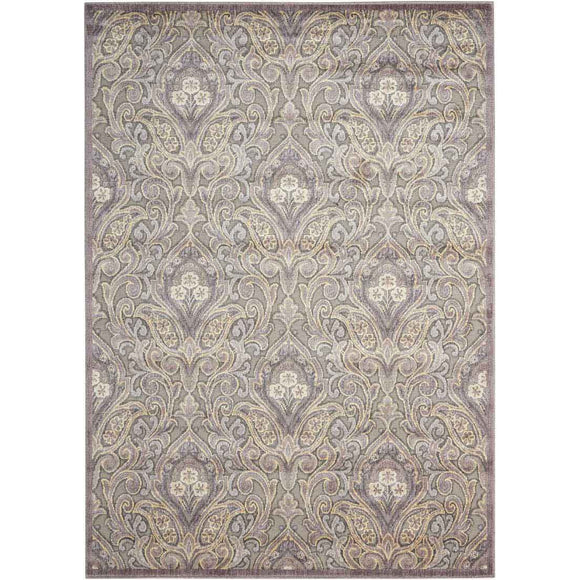 GIL11 Grey-Transitional-Area Rugs Weaver
