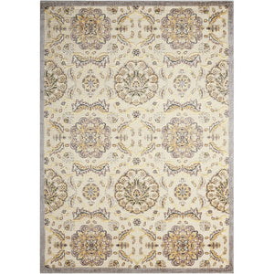 GIL12 Ivory-Traditional-Area Rugs Weaver