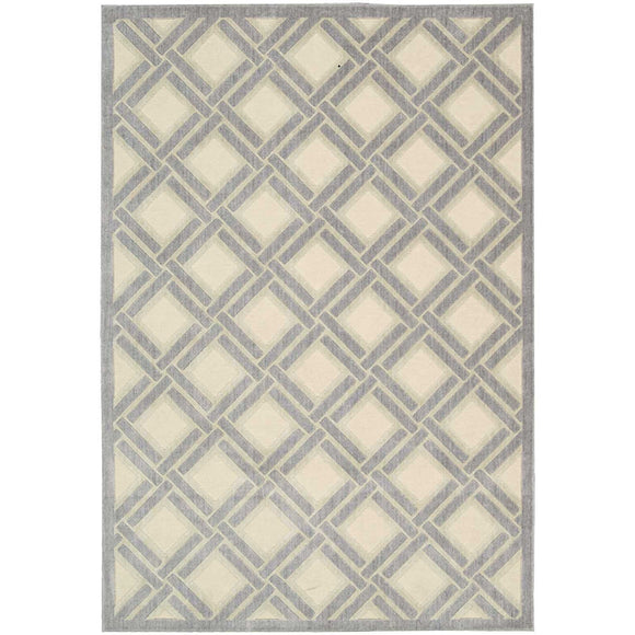 GIL21 Ivory-Modern-Area Rugs Weaver