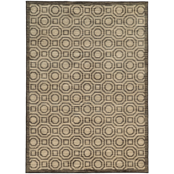 HRP 46228-Casual-Area Rugs Weaver