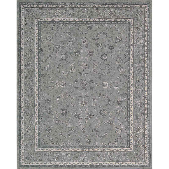 HE29 Grey-Traditional-Area Rugs Weaver