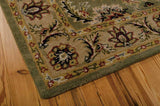 IH18 Green-Traditional-Area Rugs Weaver